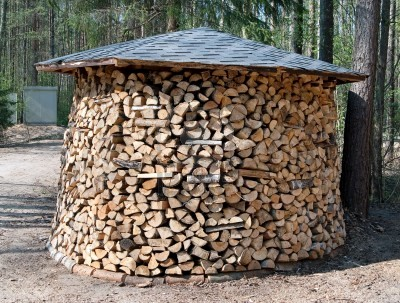Firewood Storage Photo Contest!