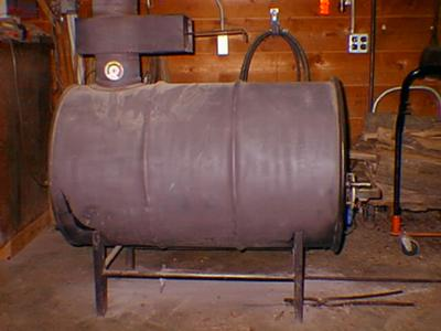 - Sotz Barrel Stove Kit