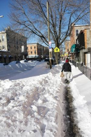Heavy snow can strand you in your home. Could you also cope if the power went out?